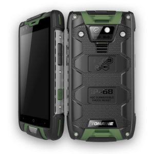 "4.5""Quad-Core Rugged IP68 Waterproof Android Smart Phone"