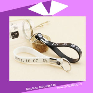 Silicone Key Holder with Logo Branding Sk-001 pictures & photos
