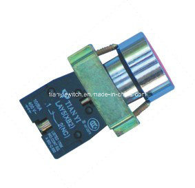 Flush Spring Return Pushbutton Switch pictures & photos