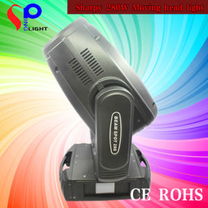 280W Stage Moving Head Light with Beam & Pattern & 3D Effect