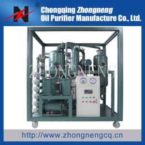 Zyd-I Transformer Oil Cleaning Machine/Transformer Oil Regeneration Plant/Insulating Oil Purifier pictures & photos
