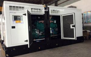 500kVA 400kw Cummins Silent Diesel Generator Standby 550kVA pictures & photos