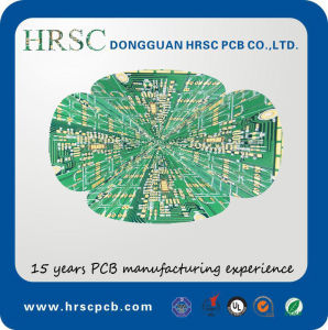 Screw Machine Printed Circuit Board PCB Factory pictures & photos