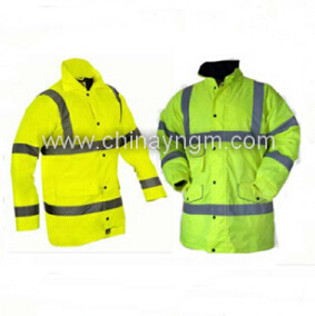 Working Safety Clothes with Reflective Tape pictures & photos