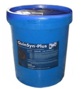 Quincy Air Compressor Parts Screw Compressor Synthetic Oil pictures & photos