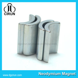 Customized Arc Shape Windmill Neodymium Magnets pictures & photos