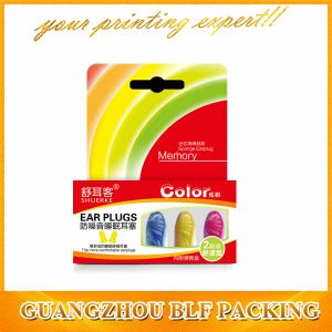 Ear Plugs in Custom Color Shipping Boxes (BLF-PBO354) pictures & photos
