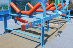 Low-Resistance Life Carrying Return Steel Idler Roller for Conveyor pictures & photos