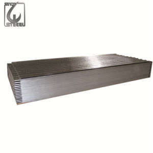 0.4mm Thickness Regular Spangle Unoiled SGCC Galvanized Plate pictures & photos