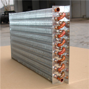 Ventilation Galvanized Fin Condenser Coil for Condenser pictures & photos