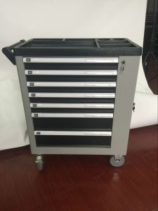 2016 New Design 7 Drawer High Quality Tool Trolley/Cabinet/Tool Box with 358PCS Hand Tools Set pictures & photos