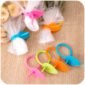 Candy Color Food Snack Bag Storage Sealing Clips pictures & photos