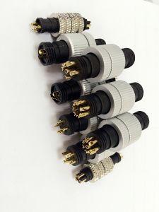 M12′ Waterproof Plug Sensors Cables Connecter pictures & photos