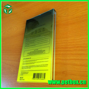 Plastic Packaging Folding Box for Cell Phone Case pictures & photos