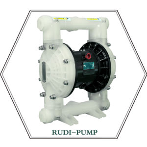 Ati-Corrision PP Center Body Diaphragm Pump pictures & photos