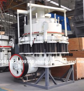 Iron Ore/Gold Ore/Granite/Limestone Cone Crusher with High Efficiency pictures & photos