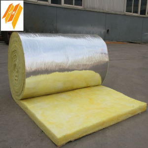 Insulation Material Pipe Material Glass Wool Blanket Batts pictures & photos