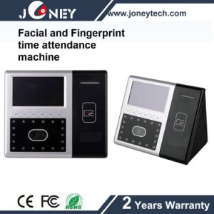 Zkteco Facial Fingerprint Time Attendance System (Iface302) pictures & photos