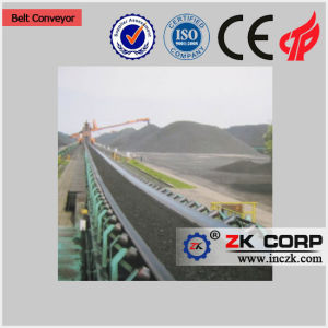 China Heat Resistance Belt Rubber Conveyor with Low Price pictures & photos