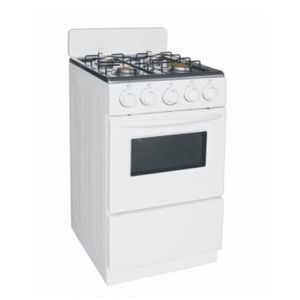 20inch 4 Burner Manual Ignition Free Standing Gas Oven pictures & photos
