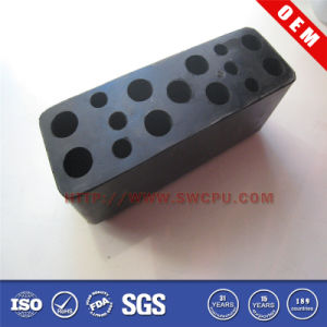 Black High Quality Rubber Bumper (SWCPU-R-RB029) pictures & photos