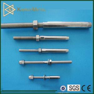Stainless Steel Threaded Stud Swage Terminal pictures & photos