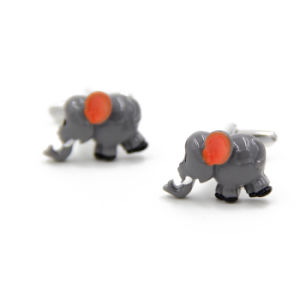 VAGULA Elephant Gemelos Shirt Cufflinks (HLK35144) pictures & photos