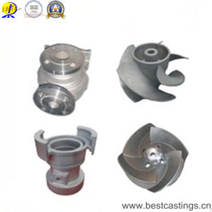 OEM Custom Stainless Steel Lost Wax Investment Casting pictures & photos