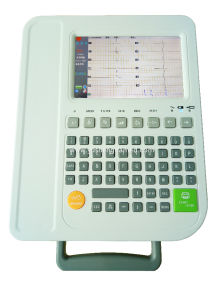 ECG-E1201c Ce Approved 12 Channel Digital ECG Machine pictures & photos