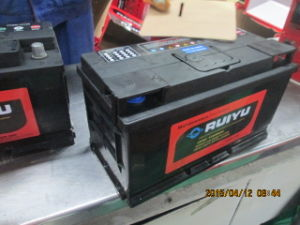DIN88 12V88ah European Stand Car Battery pictures & photos