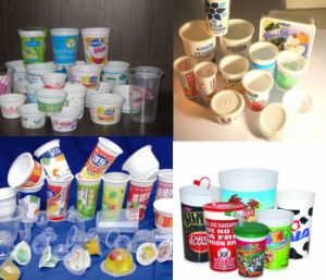 Plastic Cup Printing Machine, Offset Printing Machine pictures & photos