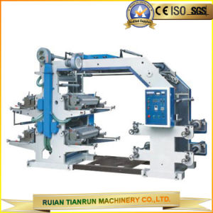 4-Color Flexographic Printing Machine (YT-4600) pictures & photos