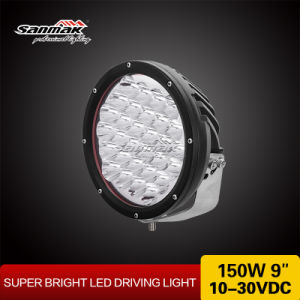 150W Offroad Truck Headlamp Osram Chips LED Driving Light pictures & photos