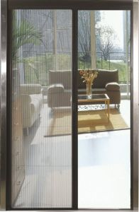 Fireproof Meshes Retractable Insect Screen for Large Doors pictures & photos