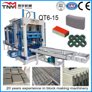German Technology High Quality Full Automatic Brick Block Making Machine pictures & photos