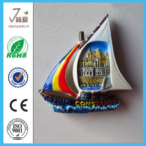 3D Resin World Tourist Polyresin Souvenir Fridge Magnet pictures & photos