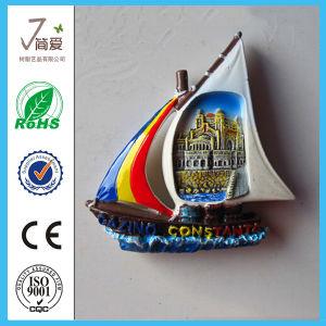 3D Resin World Tourist Souvenir Fridge Magnet pictures & photos