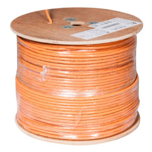CPR Approval UTP CAT6A Cable pictures & photos