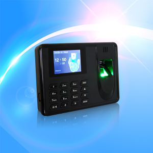Simple Fingerprint Time Attendance with USB (T5) pictures & photos