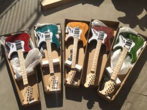 Wholesle Price Ash Skin Colour Prs Electric Guitar for Sale pictures & photos