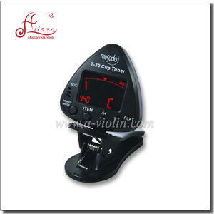 Clip on Tuner for Chromatic, Guitar, Bass, Violin (WST-30) pictures & photos