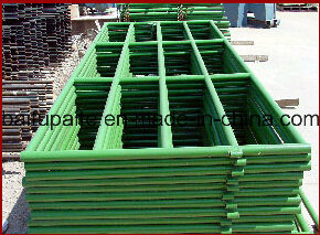 Economy E- Coated Farm Fence Corral Panel pictures & photos