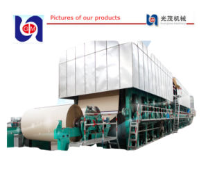 Kraft Paper Making Machines, White Coated Paper Board, Carton Board pictures & photos