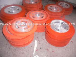 Silicon Wheels for Hot Stamping PS Moulding pictures & photos