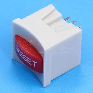 Electrical Reset Tact Switch (PBS8.5X8.5-A) pictures & photos
