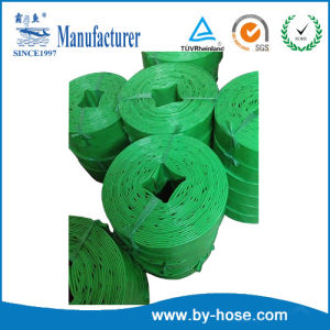 Good Quality Flexible High Pressure PVC Layflat Water Hose pictures & photos