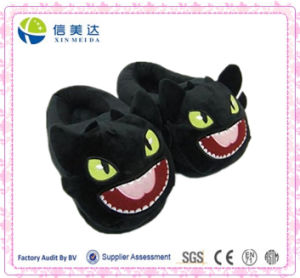 Train Your Dragon Toothless Plush Slipper Approx pictures & photos
