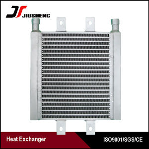 Aluminum Brazed Heat Exchanger for Cat pictures & photos