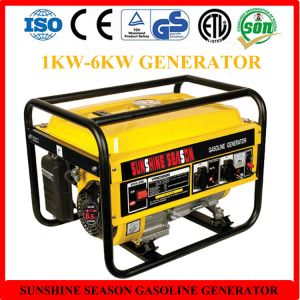 High Quality 2.5kw Gasoline Generator for Home Use with CE (SV3000) pictures & photos