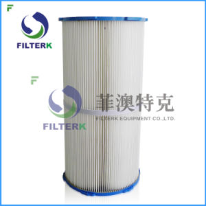 Quick Release Plastic Cap Dust Collector Cartridge Filter pictures & photos